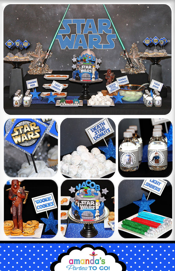 Star Wars Party Printable