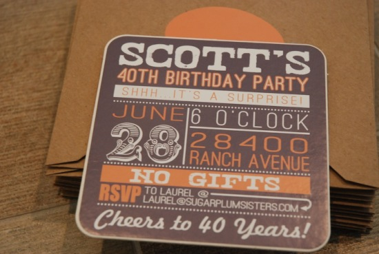 40th-Birthday-Bash-coaster-invite