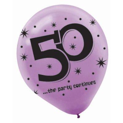50th purple