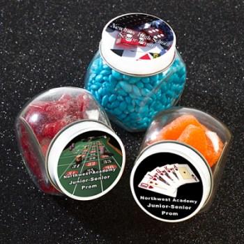 Casino Candy Jar Favors