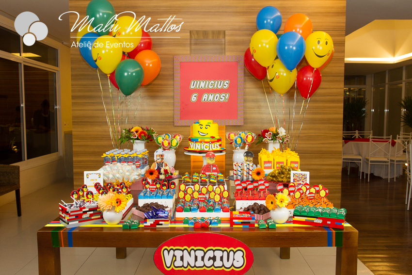 The ultimate lego birthday party birthday party ideas themes - Th party theme ideas ...