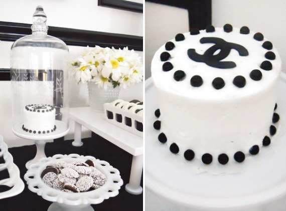 chic-coco-chanel-inspired-30th-birthday-stunning-treats