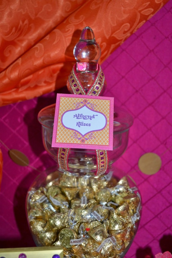 gold-moroccan-teen-birthday-party-almond-kisses-gold-wraps