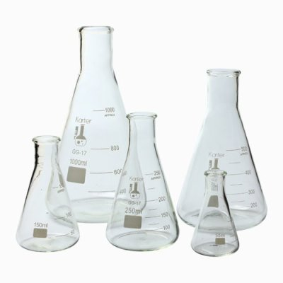 mad science party ideas and supplies Karter Scientific Glass Erlenmeyer Flask
