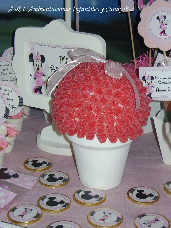 Polka Dot Minnie Mouse Party - Birthday Party Ideas & Themes