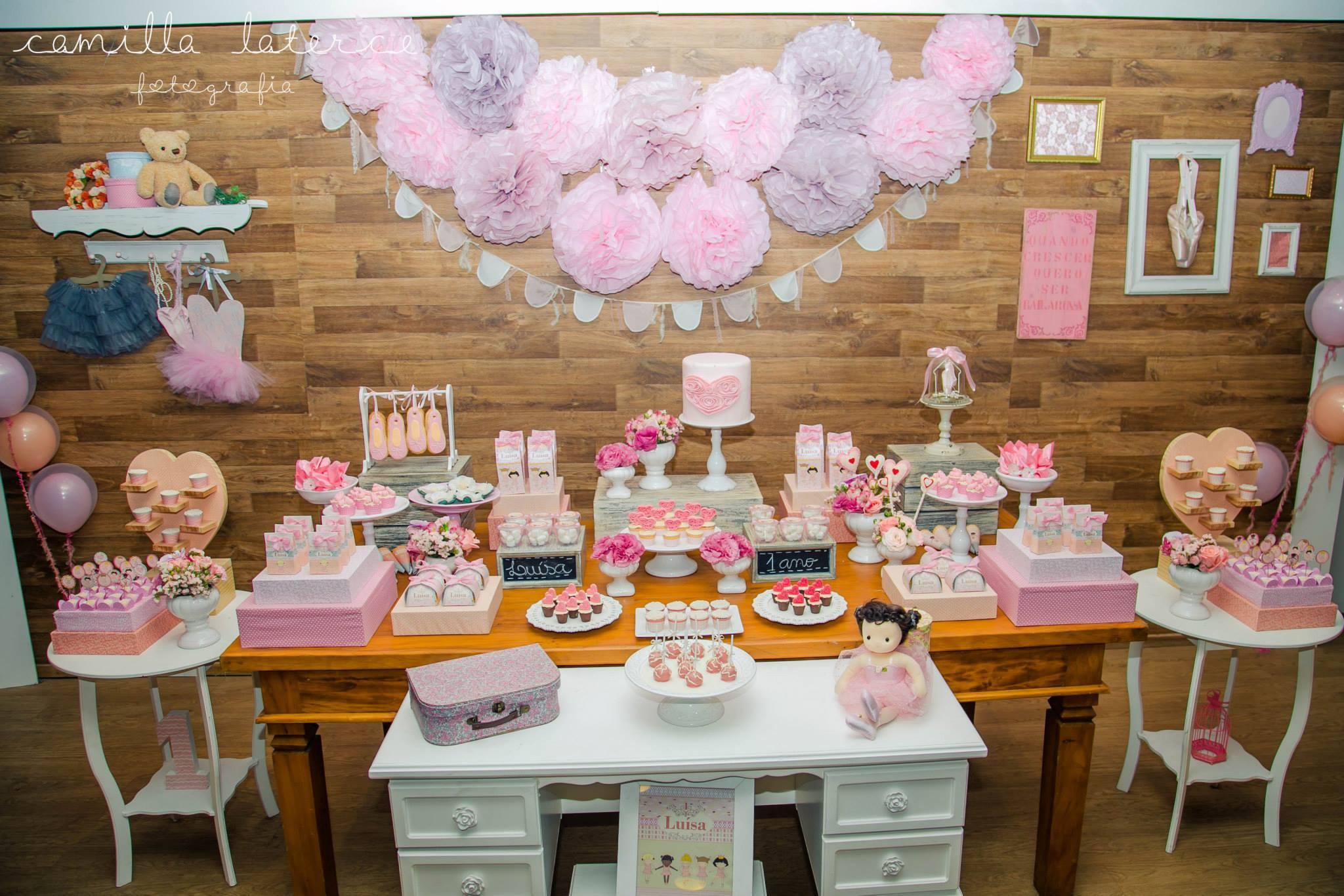 Sweet Ballerina Birthday Party Birthday Party Ideas & Themes