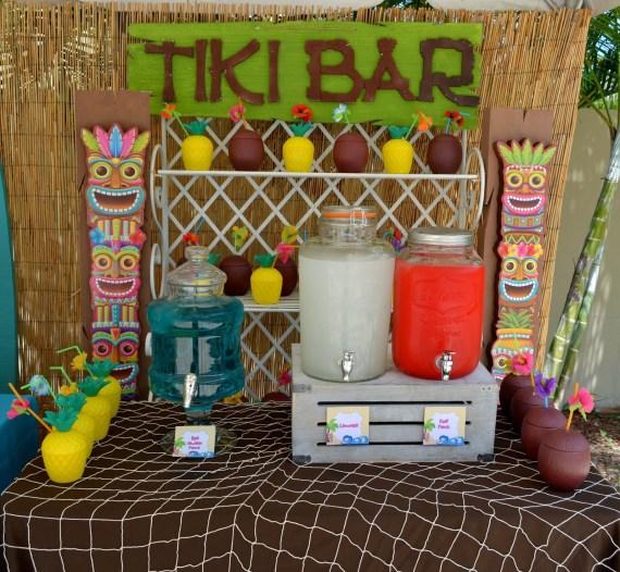 teen-beach-movie-birthday-party-drink-station