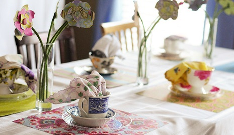Vintage Inspired Tea Party ideas