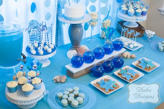 Under The Sea Birthday Party Birthday Party Ideas Themes