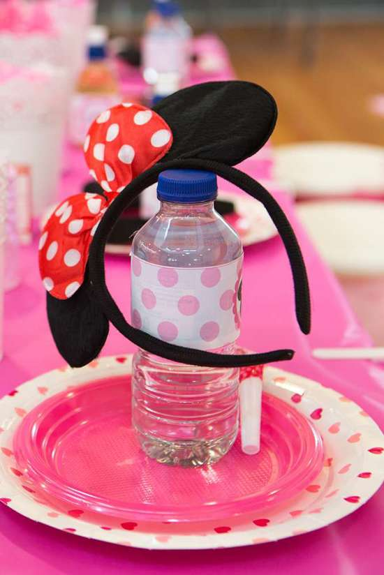 Minnie Mouse Birthday Party Birthday Party Ideas Amp Themes