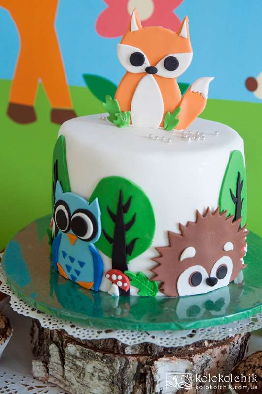 Cute Woodland Birthday Party Birthday Party Ideas Amp Themes