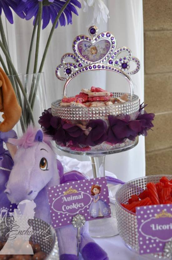 Sophia the First Birthday Party - Birthday Party Ideas ...