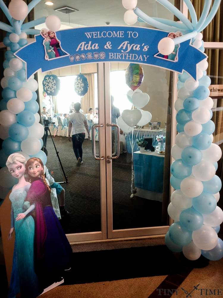 Frozen Birthday Party Birthday Party Ideas Amp Themes