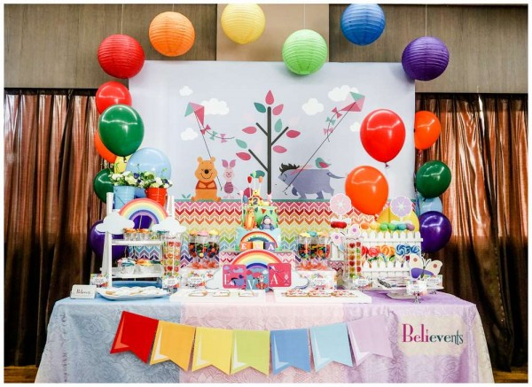 winnie the pooh baby shower ideas and games