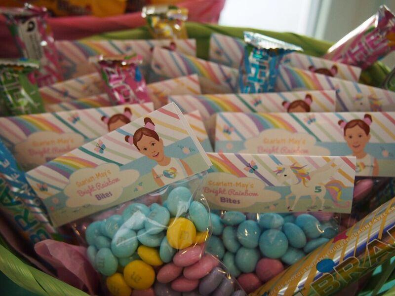 Rainbow Unicorn Birthday Party Birthday Party Ideas Themes