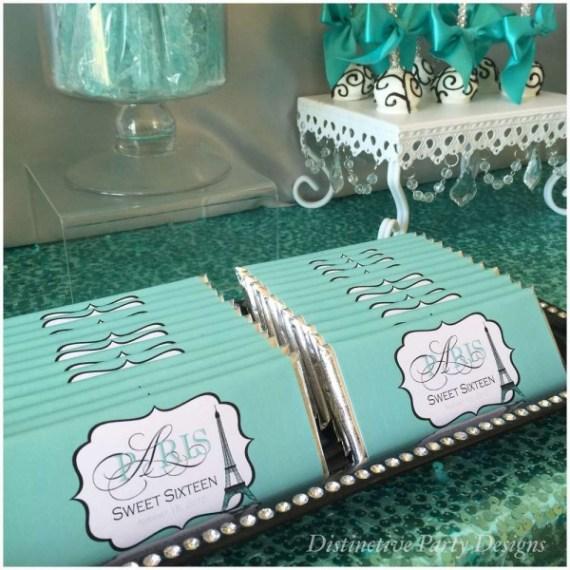Sweet-Sixteen-Paris-Style-Birthday-Chocolate-Bars