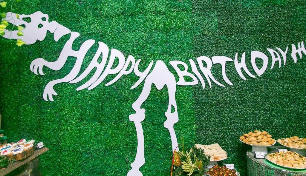Dinosaur Wonderland Party - Birthday Party Ideas & Themes