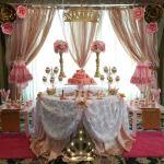Pretty Pink Princess Birthday Party