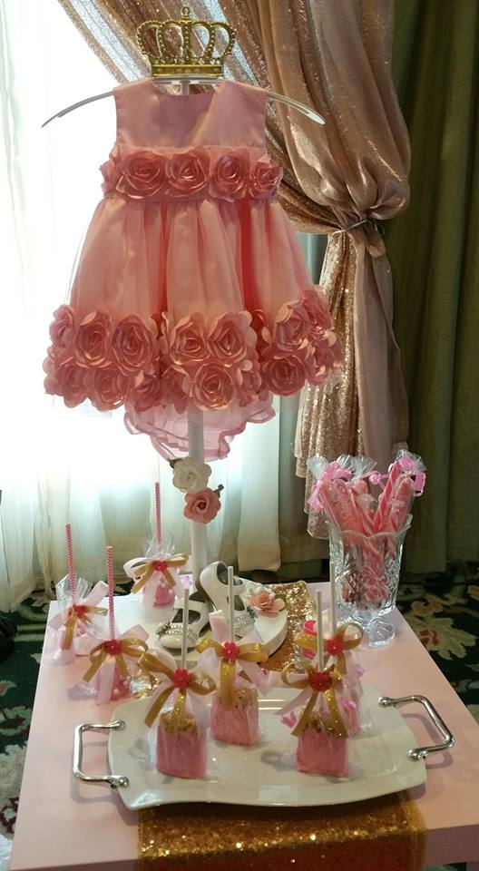 Pretty Pink Princess Birthday Party - Birthday Party Ideas ...