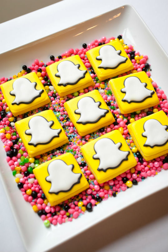 Teeny-Teen-Party-Snapchat-Cookies