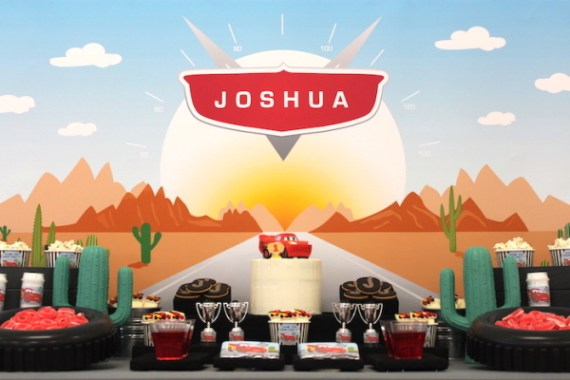 Cars-Desert-Inspired-Birthday-Party-Treat-Table