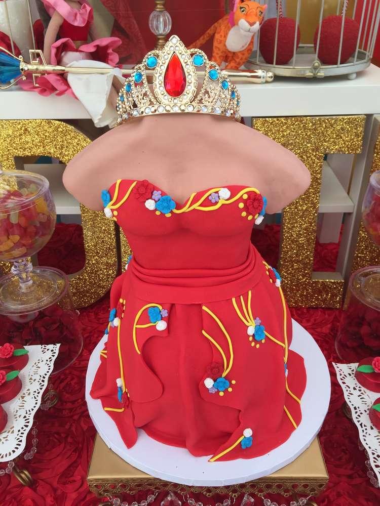 Fashionable Elena Of Avalor Birthday Party Birthday