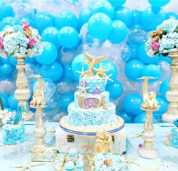 Magical-Little-Mermaid-Birthday-Cake
