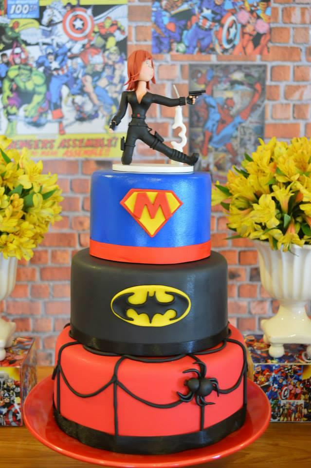 Ka-Pow Superhero Birthday - Birthday Party Ideas & Themes