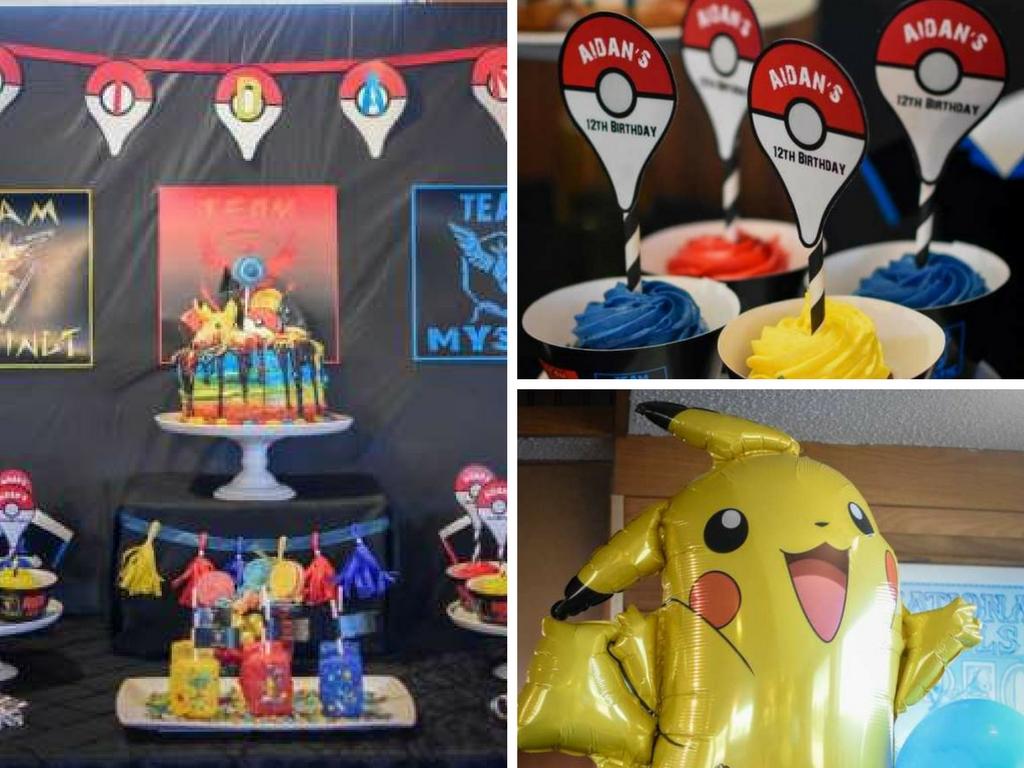 pokemon go adventure birthday birthday party ideas themes