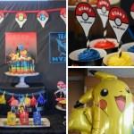 Pokemon Go Adventure Birthday