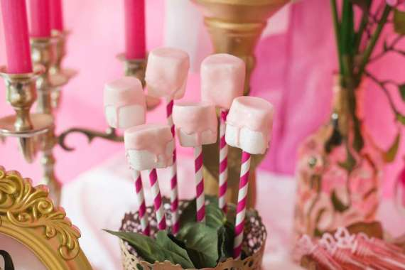 Classic-Sleeping-Beauty-Birthday-Party-Frosted-Marshmallows