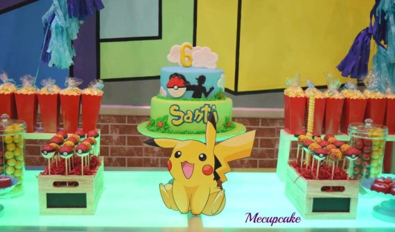Radiant-Pokemon-Birthday-Party-Cake