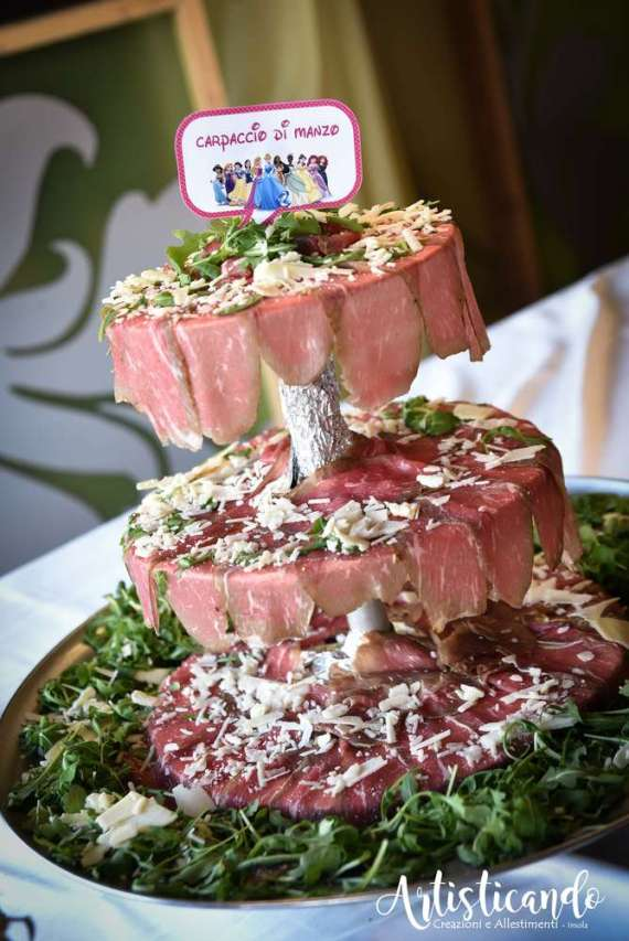 Magical-Pink-And-Purple-Twin-Celebration-Tiered-Lunchmeat-Platter