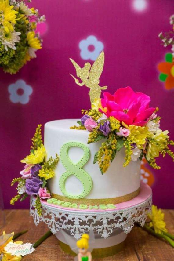 Magical-Tinkerbell-Party-Birthday-Cake