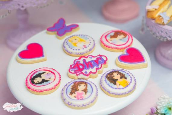 Modern-Lego-Friends-Birthday-Sugar-Cookie