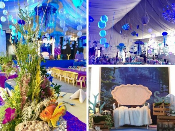 Tropical Under The Sea Adventure Party