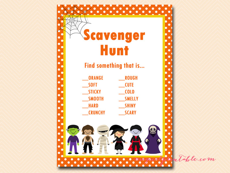 halloween party game ideas for kids
