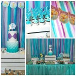 Under The Sea Mermaid Birthday Adventure