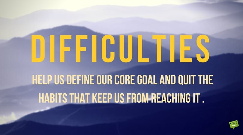 Leadership Quotes Obstacles and How to Overcome Them - quote on presentation