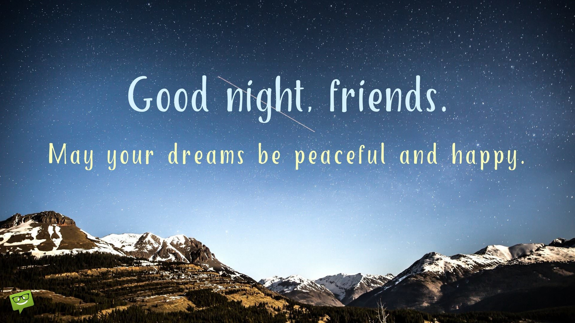 Relaxing Funny And Inspirational Good Night Messages