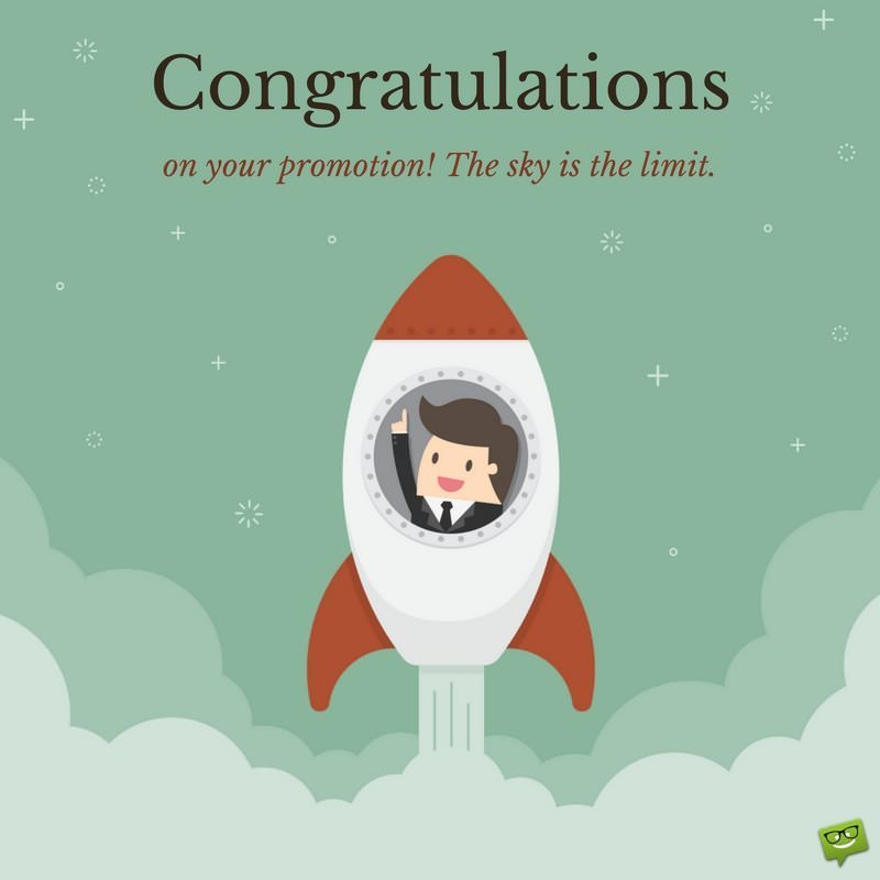 A Job Well Done! Achievements and Congratulations Quotes - congrats on new position