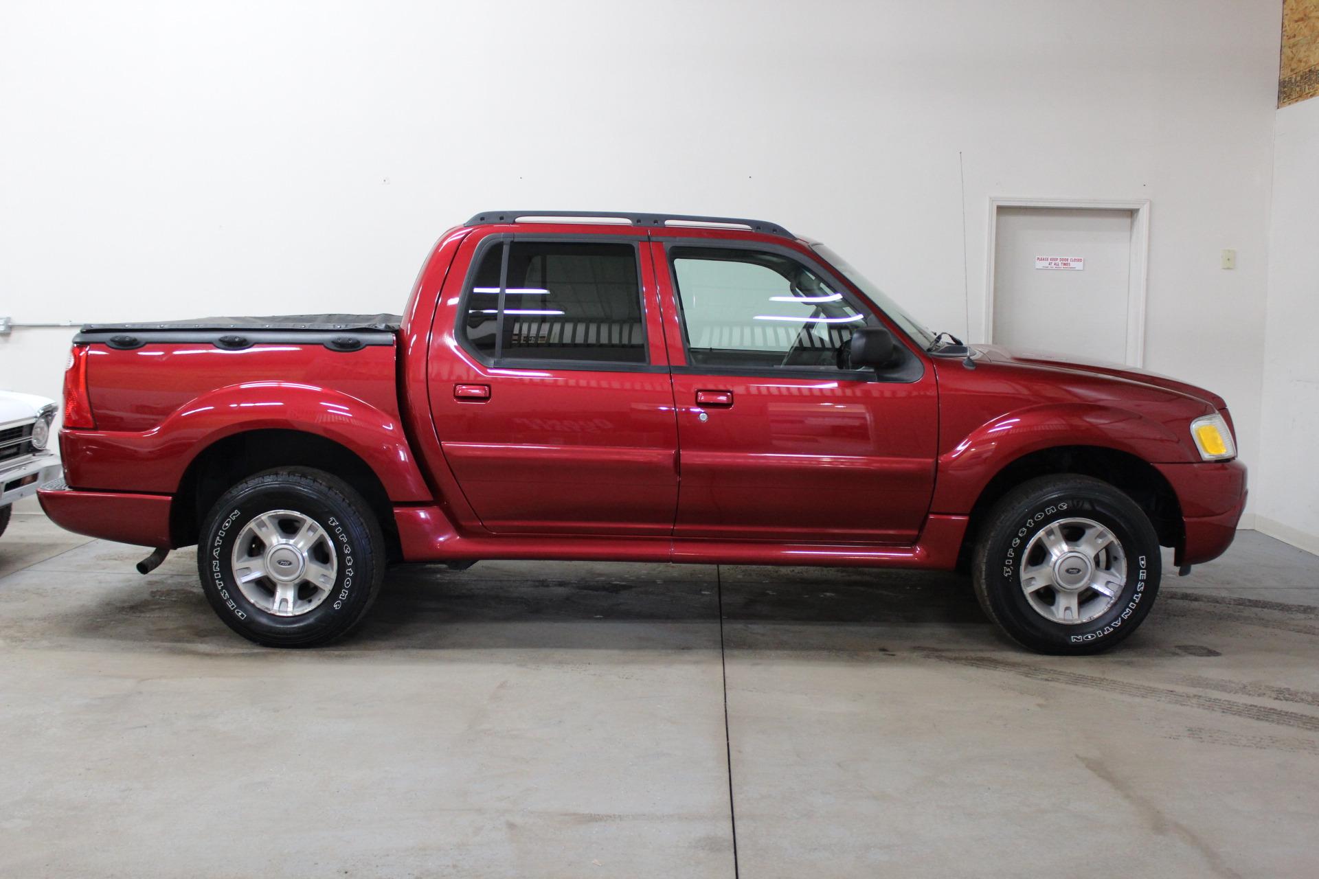 2004 Ford Explorer Sport Trac Xlt Biscayne Auto Sales