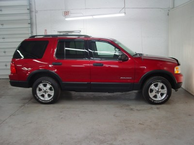 2004 Ford Explorer NBX - Biscayne Auto Sales | Pre-owned Dealership | Ontario, NY