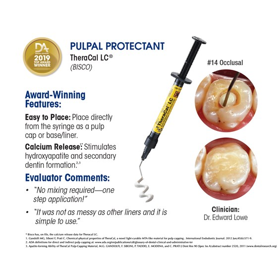 TheraCal LC® Bisco Dental