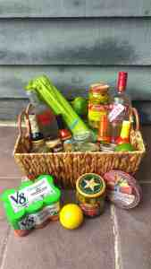 Bloody Mary Gift Basket || Biscuits & Burlap