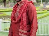Red Colour Stylish Kurta