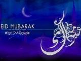 Eid Mubarik Greeting Wishes