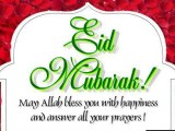 Family Eid Mubarak Cards