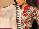 Gul Ahmed Gorgeous Dresses 2014