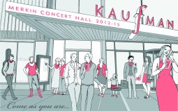 Merkin Concert Hall Brochure, 2012-13